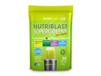 NutriBlast SuperGreens Doplnok do smoothie