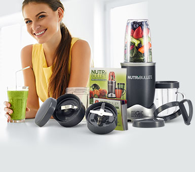 Nutribullet 12 ks set