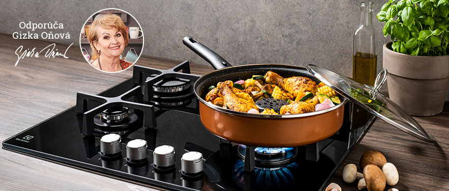 Panvica Dry Cooker