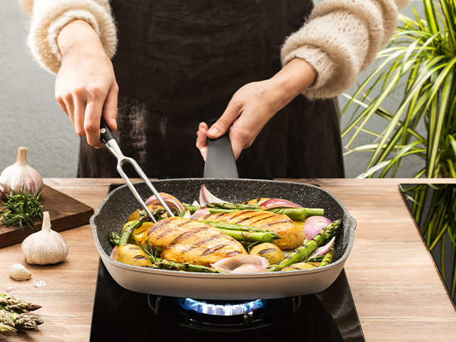 Delimano Green Planet Grill Pan